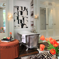 Contemporary Bathroom by Candace Barnes