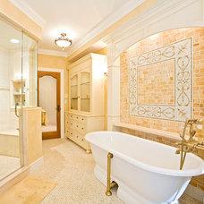 Traditional Bathroom by Blansfield Builders, Inc.