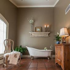 Traditional Bathroom by Key Residential