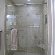 Traditional Bathroom by Legal Eagle Contractors