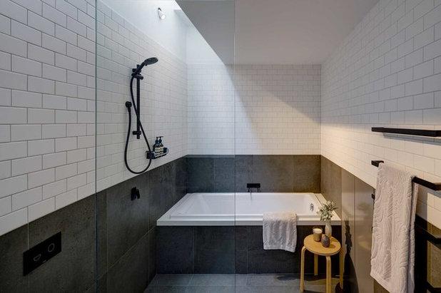 Contemporary Bathroom by Kreis Grennan Architecture
