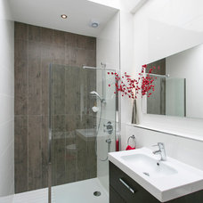 Contemporary Bathroom by nelson oneill architects