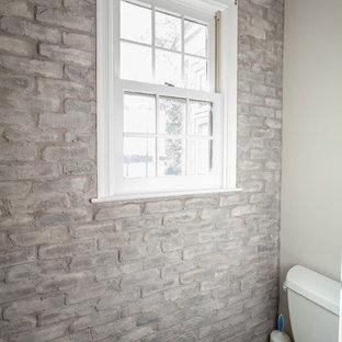 Brick Veneer Exterior Wall