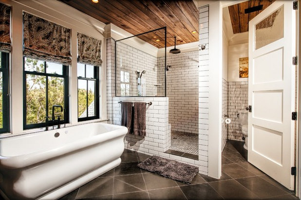 Traditional Bathroom by Newport653 Architectural Photography