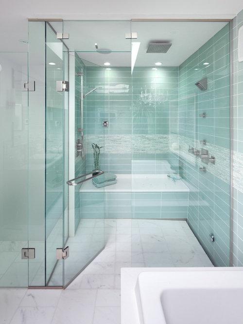 Steam Shower Tile Steam Shower Tile  Houzz