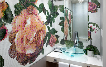 Make a Mosaic the Star of Your Interior