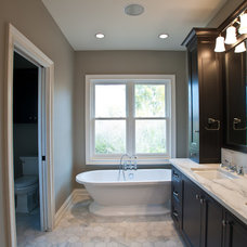 Bathroom by Ascent Custom Homes