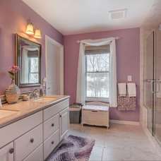 Traditional Bathroom by Thompson Remodeling
