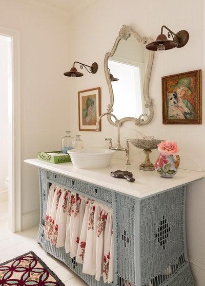 Al Mare Stanza da Bagno by Alison Kandler Interior Design