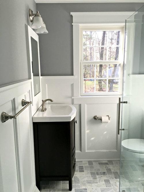 Bathroom Design Ideas Remodels Photos With A Corner Tub