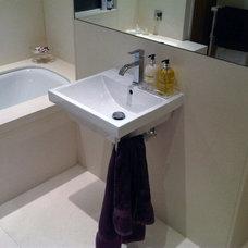 Contemporary Bathroom by Ogle, luxury kitchens, Bathrooms & Stonework