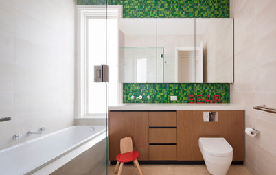 20 Fabulous Family Bathrooms the Whole Brood Will Love