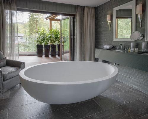 Large Bathroom Ideas, Designs & Pictures