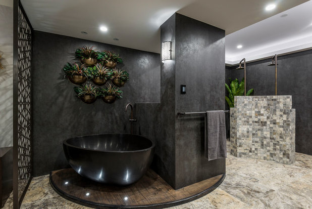 Contemporary Bathroom by Kim Duffin for Sublime Luxury Kitchens & Bathrooms