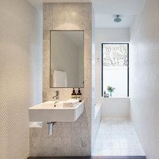 Modern Bathroom by Alexander and Co