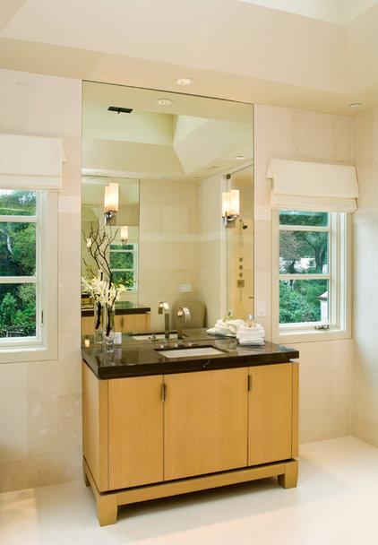 Contemporary Bathroom by New Century Kitchen & Bath
