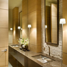 Contemporary Bathroom by New Century Kitchen & Bath
