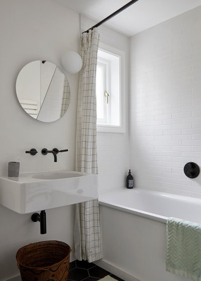 Contemporary Bathroom by Indie & Co.