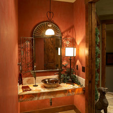 Traditional Bathroom by The SawHorse Company