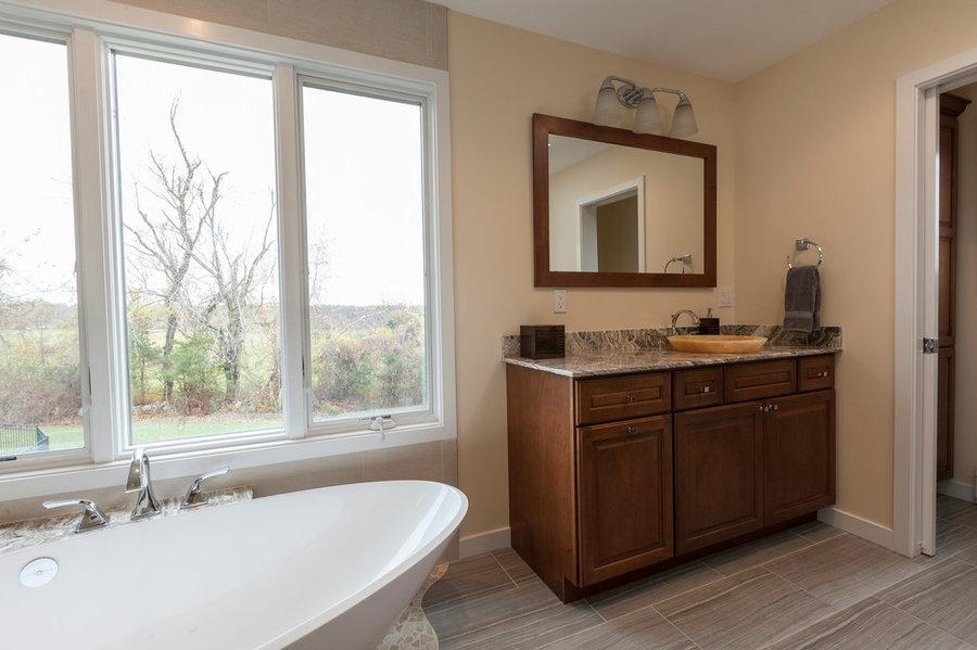 Brookfield Organic Master Bath