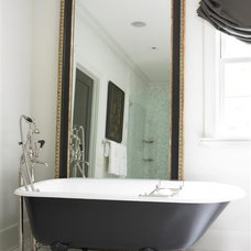 Traditional Bathroom by Bradley E Heppner Architecture, LLC