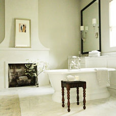 Traditional Bathroom by Kemp Hall Studio