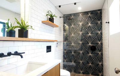 Bathroom of the Week: A Spacious Feel in 50 Square Feet