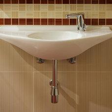 Contemporary Bathroom by Morse Constructions Inc.
