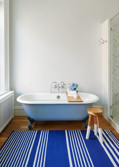 Traditional Bathroom by Creo Projects, LLC