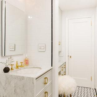 75 most popular white bathroom design ideas for 2018 stylish white