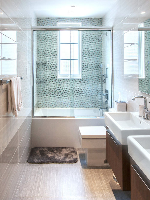 Houzz | 50+ Best Tub/Shower Combo Pictures - Tub/Shower Combo Design ...