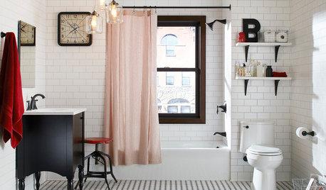 8 tips på hur du använder lyxiga pasteller i badrummet