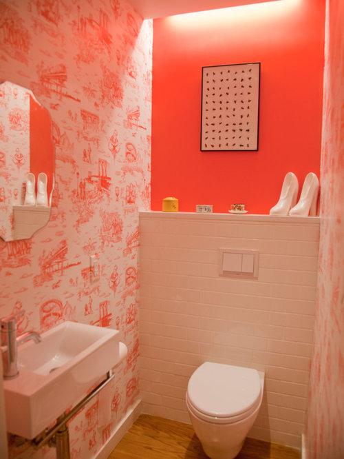 awesome fabulous cool ejemplo de cuarto de bao con ducha tradicional renovado pequeo con sanitario de with azulejos para cuarto de bao pequeo with azulejos - Azulejos Cuarto De Bao