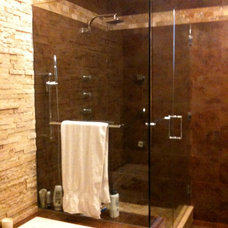 Contemporary Bathroom by Paul Banchitta Contracting
