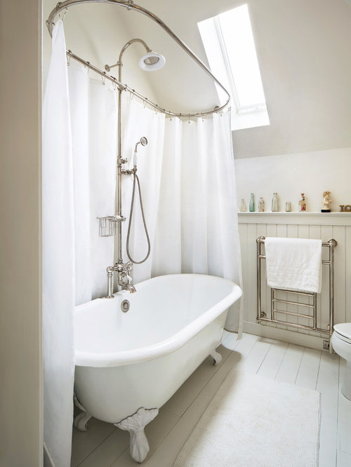 67 small Shabby-Chic Style Bathroom Design Photos