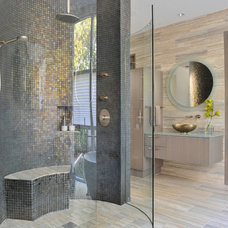 Contemporary Bathroom by Key Residential