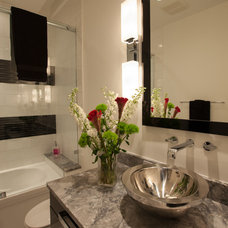 Contemporary Bathroom by Key Residential