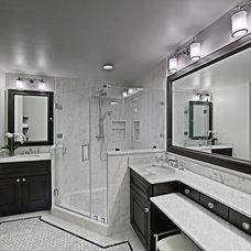 Contemporary Bathroom by Arrington Design Build