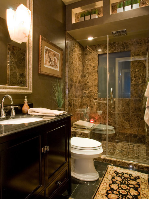brown bathroom home design ideas pictures remodel and decor 18044