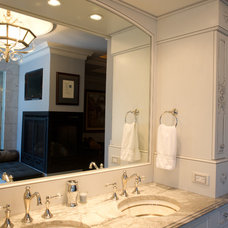 Traditional Bathroom by Brownhouse