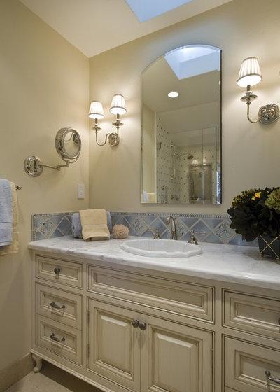 Traditional Bathroom by Brownhouse Design, Los Altos, CA