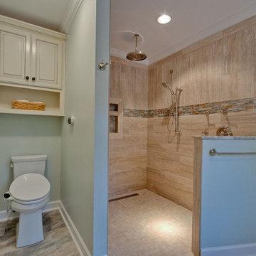 Brownsboro, Master Bathroom, Traditional
