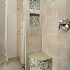 Contemporary Bathroom by Graf Developments