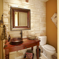 Traditional Bathroom by Graf Developments
