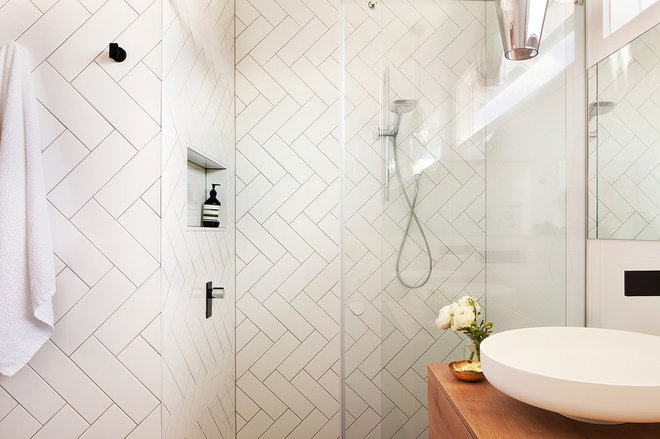 Transitional Bathroom by Smarter Bathrooms