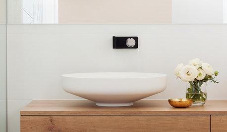 Fråga experten: Hur inreder jag mitt lilla badrum?