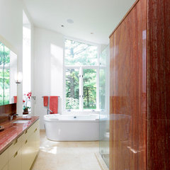 contemporary bathroom by VARENHORST