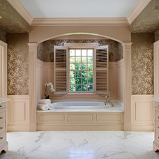 Traditional Bathroom by Pinemar, Inc