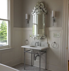 traditional bathroom by Bockman + Forbes Design