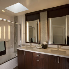 Contemporary Bathroom by RemodelWest